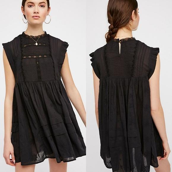 f344ad853918 Free People Dresses | Nwt Nobody Like You Mini Dress | Poshmark